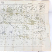WW1 1916 Trench Map | 36B S.E. 1/20,000 | Compass Library