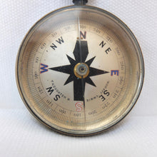Troughton & Simms Victorian Pocket Compass c.1880