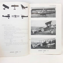 WW1 RAF Types of British Aeroplanes (1918) | Compass Library