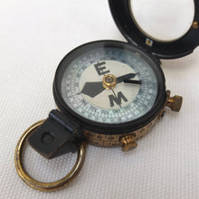Verner's Prismatic Marching compass MK VI | Compass Library