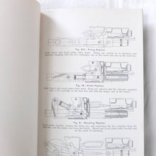 Vickers Rifle Calibre Machine Gun Handbook (1915)