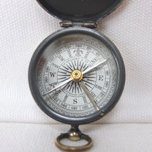 W. Gregory & Co. Pocket Compass c.1895