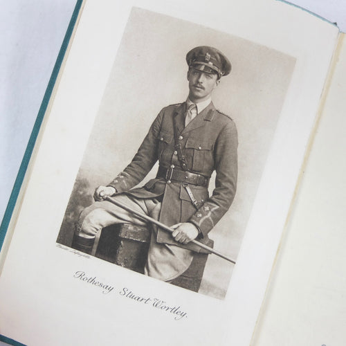 WW1 Royal Flying Corps Bristol Fighter Ace | Wortley