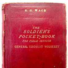 Wolseley | The Soldiers Pocket Book (1886)