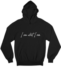 Laden Sie das Bild in den Galerie-Viewer, I am what I am - Basic Hoodie