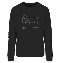 Laden Sie das Bild in den Galerie-Viewer, Keep your heels,... - Sweatshirt
