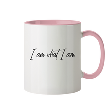 Laden Sie das Bild in den Galerie-Viewer, I am what I am - Tasse