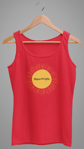 Shine bright - Tanktop