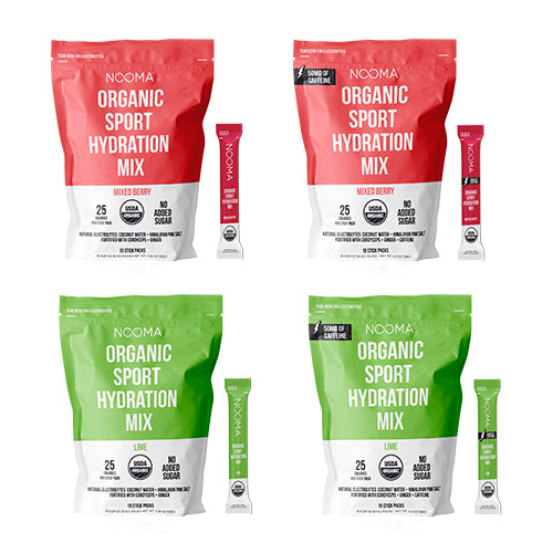 1 Bag of Each Flavor <br>Hydration Mix <br>(4 Bags)