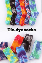 Load image into Gallery viewer, Tie Dye Socks