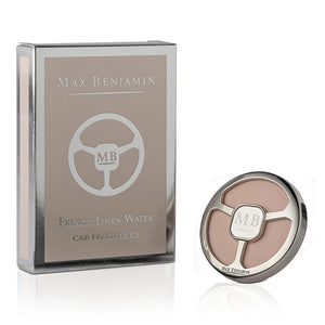 Max Benjamin French Linen Luxury Car Fragrance