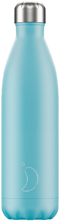 Chillys Blue Pastel 750ml bottle