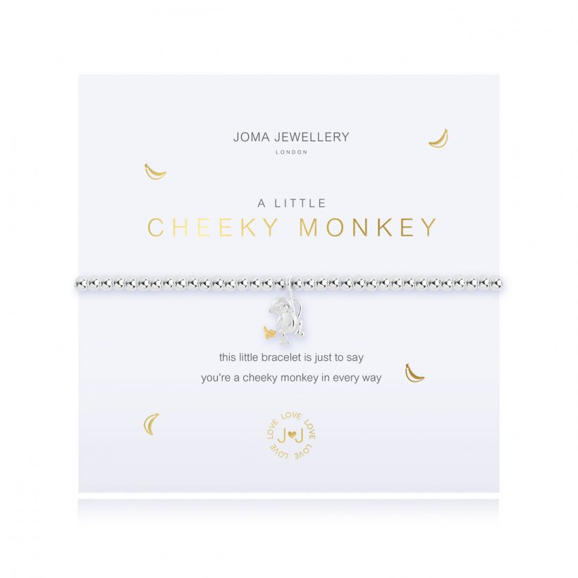 Joma - Cheeky Monkey Bracelet