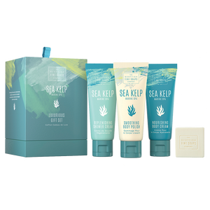 Scottish Fine Soaps Sea Kelp Marine Spa Luxurious Gift Set
