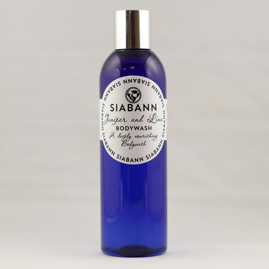 Siabann Juniper & Lime Body Wash 250ml