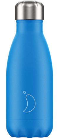 Chillys Blue Neon 260ml bottle