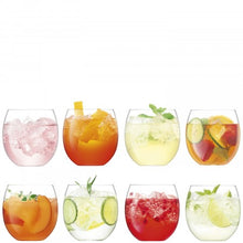 Load image into Gallery viewer, LSA Balloon Tumbler Set of 8 450ml
