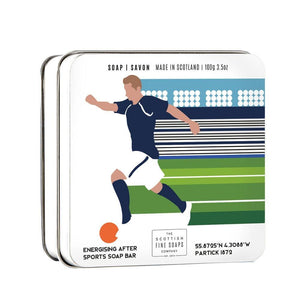 Scottish Fine Soaps Football Soap Bar 100g