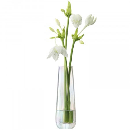 LSA Pearl Vase Mother of Pearl 20cm