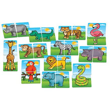 Load image into Gallery viewer, Orchard Toys Jungle Heads & Tails Game