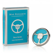 Load image into Gallery viewer, Max Benjamin Blue Azure Luxury Car Fragrance