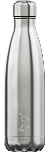 Chillys Stainless Steel 500ml bottle