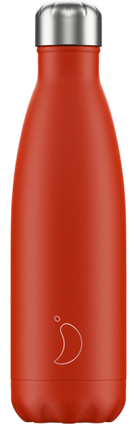 Chillys Red Neon 500ml bottle