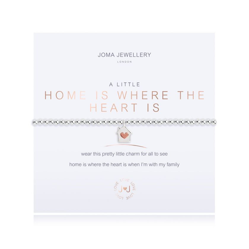 JOMA BRACELET- Home is where the heart is