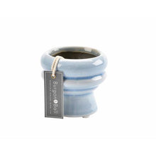 Load image into Gallery viewer, Burgon & Ball - Florence Glazed Pot - Light Blue