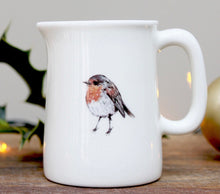Load image into Gallery viewer, Toasted Crumpet - Robin Mini Jug