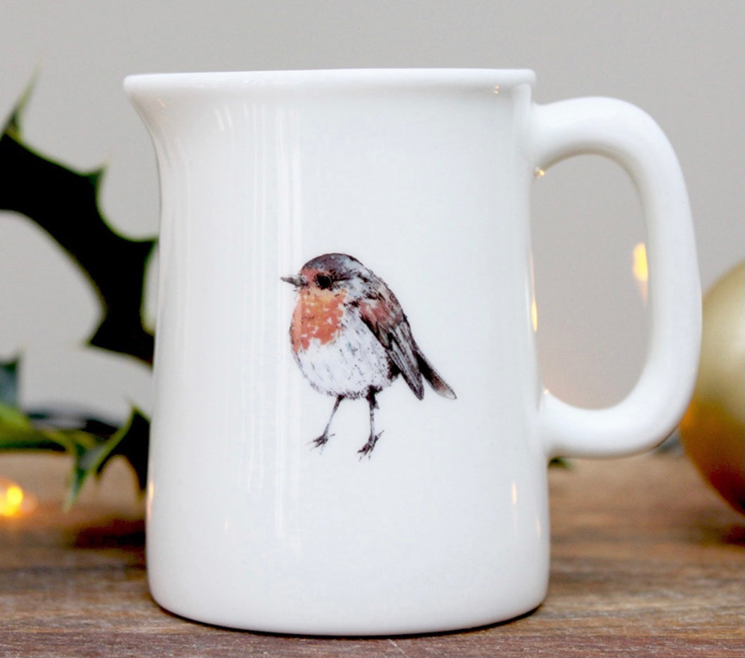 Toasted Crumpet - Robin Mini Jug