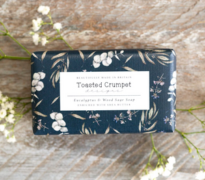 Toasted Crumpet Soap Bar 190g. Assorted
