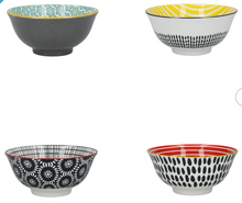 Load image into Gallery viewer, Bowls Gift Set of 4