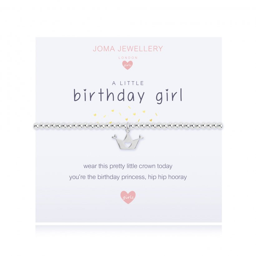 Joma -CHILDREN'S Birthday Girl Bracelet - Lemon