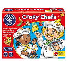 Load image into Gallery viewer, Orchard Toys - Crazy Chefs Game