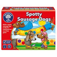 Load image into Gallery viewer, Orchard Toys Spotty Sausage Dogs Game