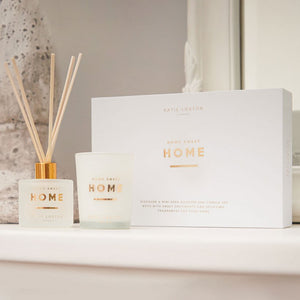 Katie Loxton -  Mini Fragrance Set - Home Sweet Home - White Orchid and Soft Cotton