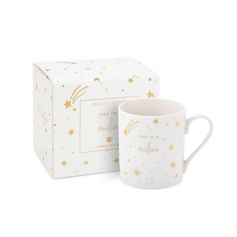 Katie Loxton - Boxed Porcelain Mug - One In A Million