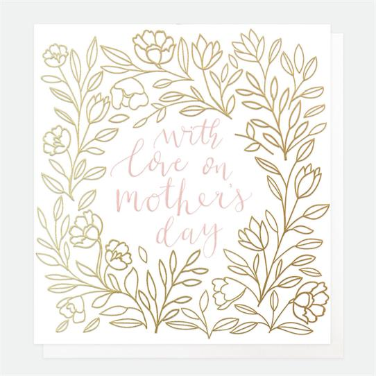Cards - Caroline Gardner -  With Love on Mother's Day