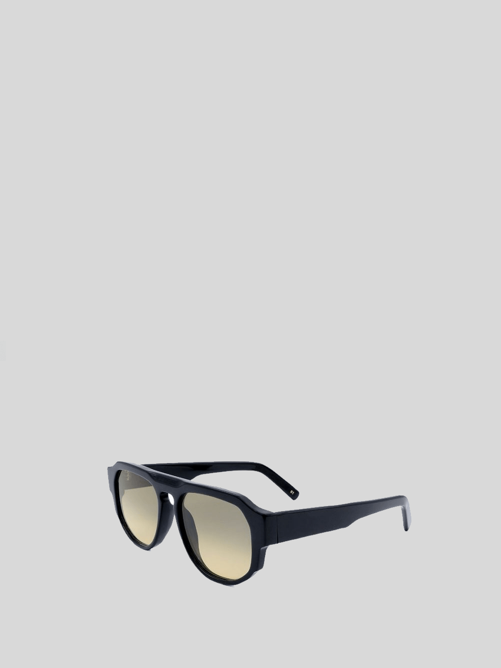 Asmara II Black 01 Yellow Photocromic 55' Sunglasses L.G.R.