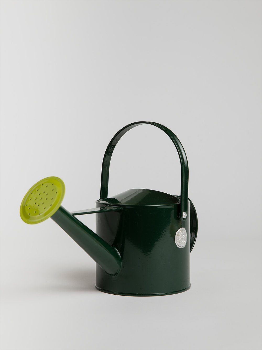 Childrens Watering Can - Green Indoor Watering Can Burgon & Ball
