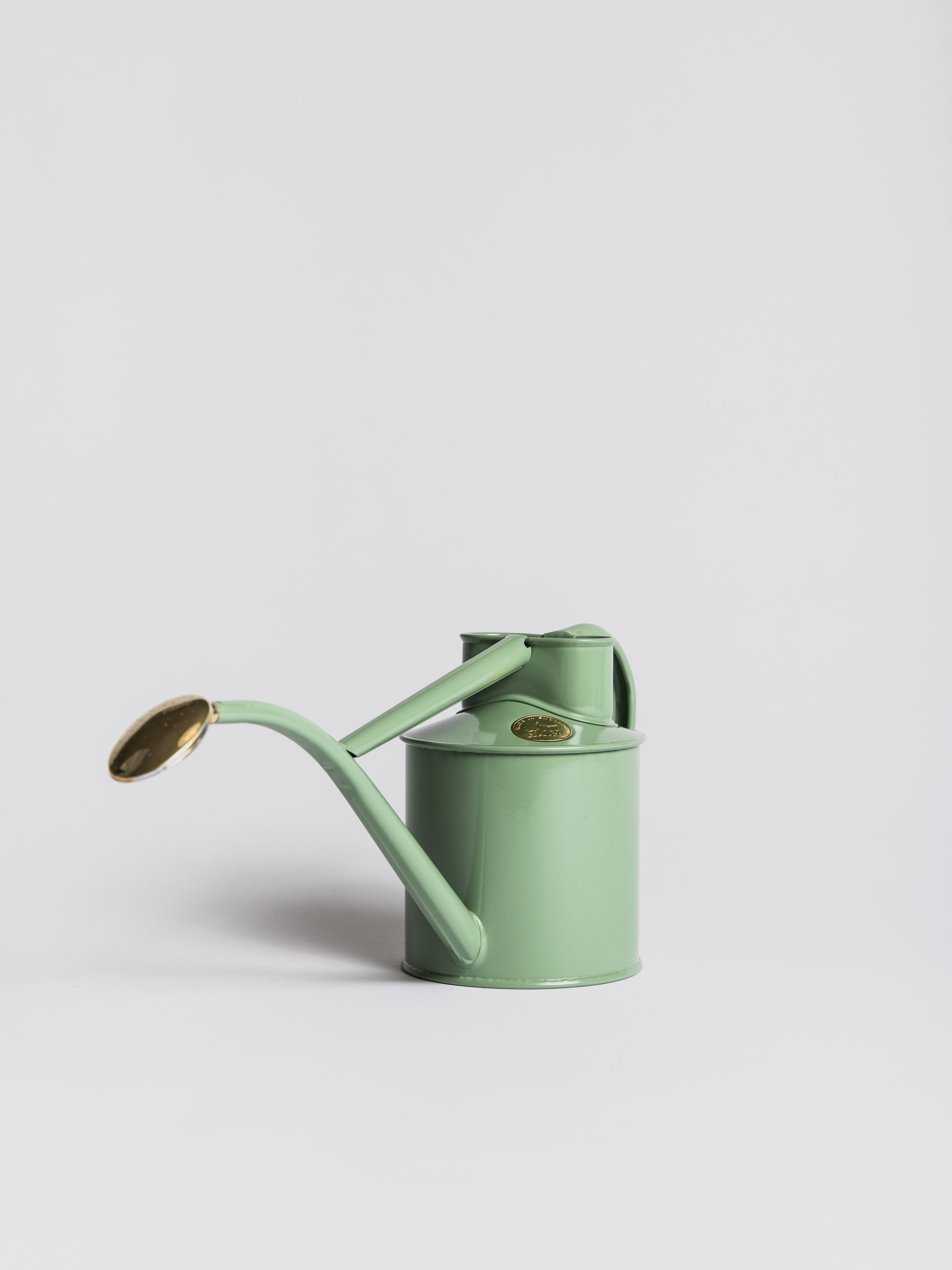 Classical Indoor Watering Can - Sage Indoor Watering Can Haws