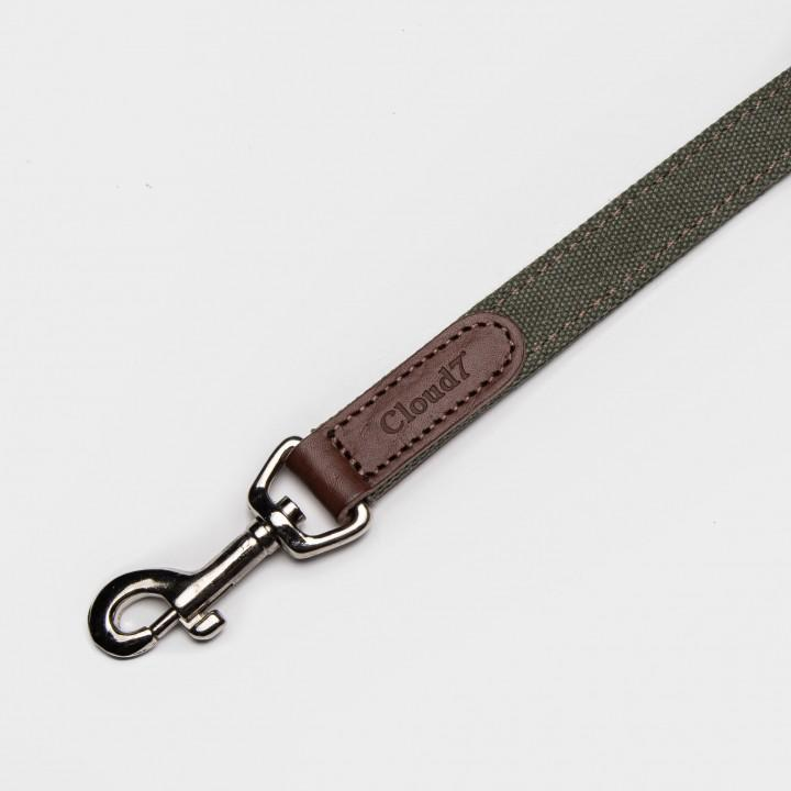 Dog Leash - Tivoli Olive