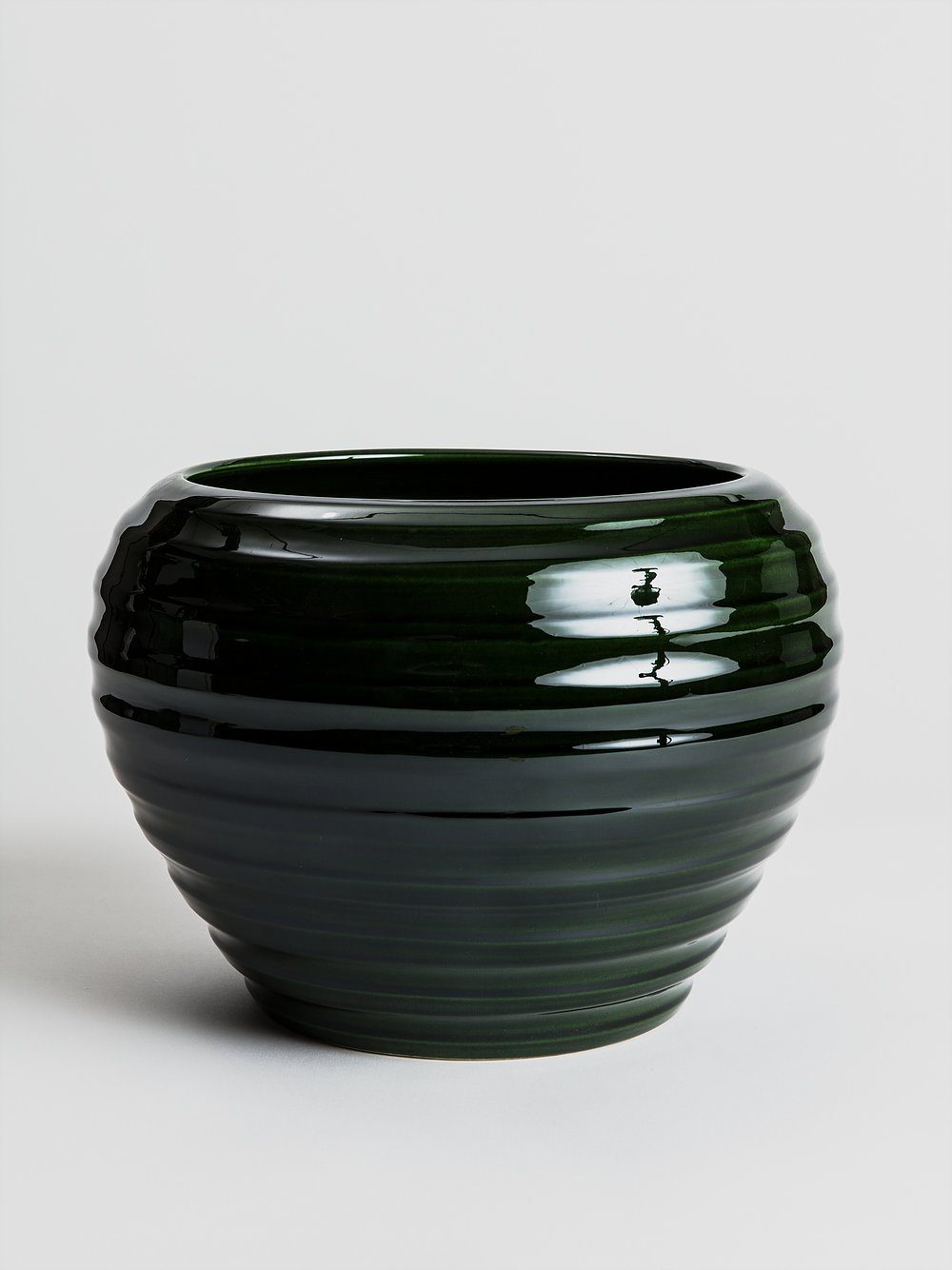 Honey - Green Emerald Vase/Pot Bergs Potter
