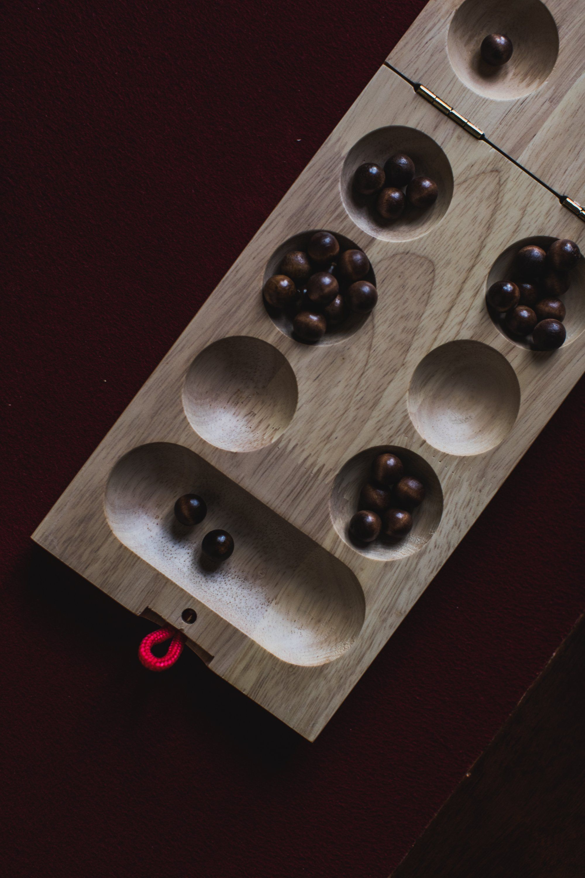 Mancala Board Game Cartamundi