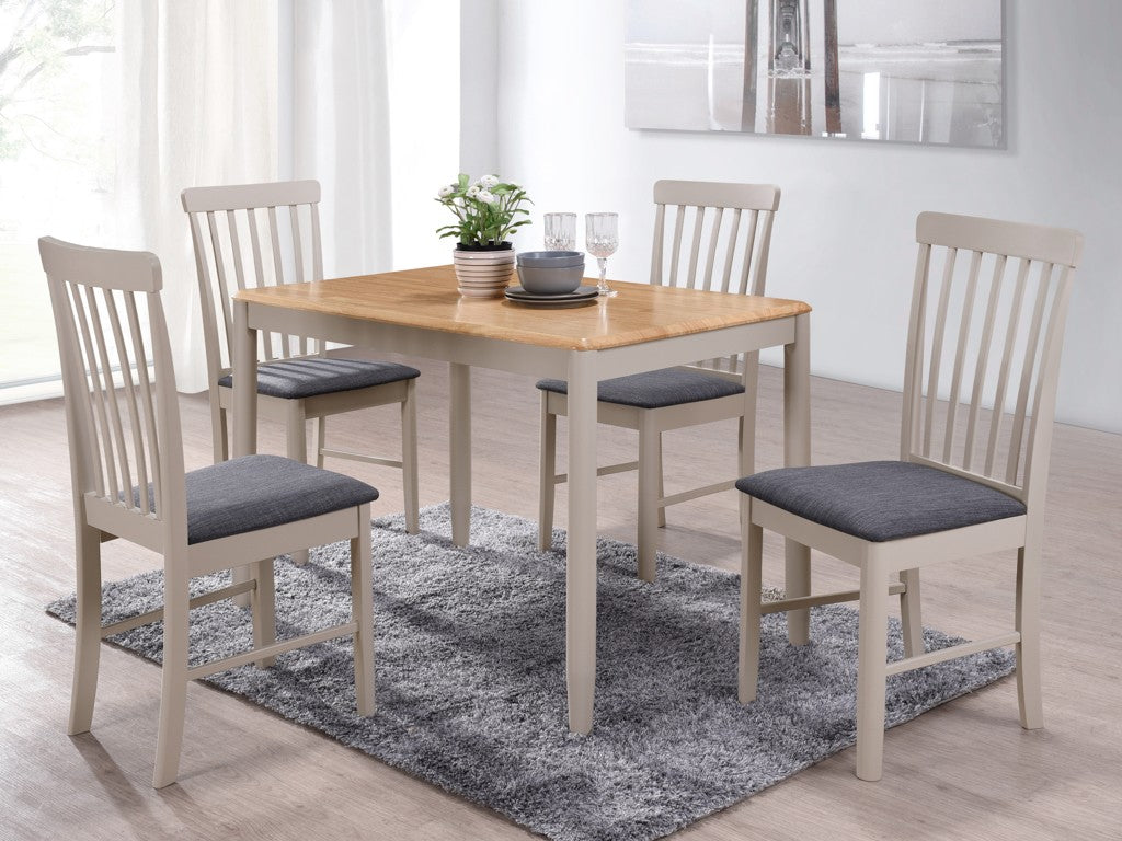 altona table and 4 chairs
