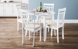 coast table and 4 chairs