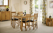 Load image into Gallery viewer, coxmoor table and 4 chairs