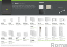 Load image into Gallery viewer, Maysons Roma double tall wardrobe