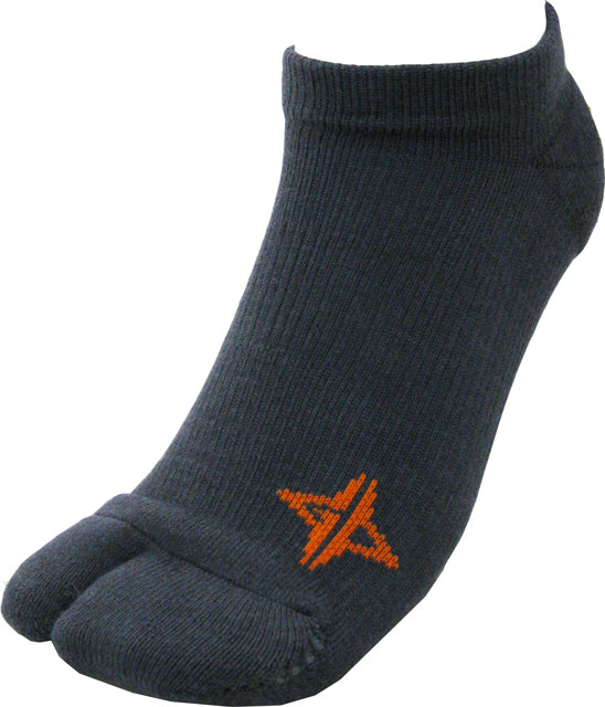 GRIP DROP Tabi socks short (Navy)